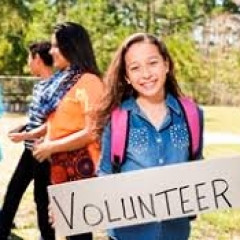 Are Young People Volunteering?