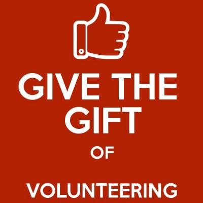 The Gift of Volunteering