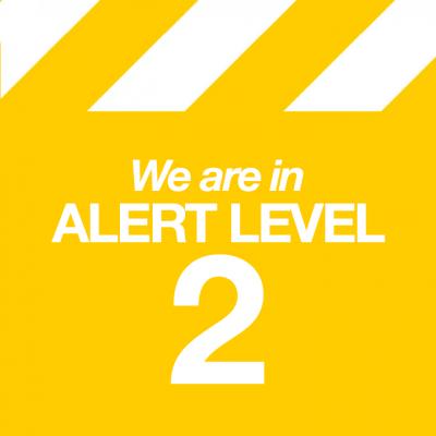 COVID-19 Volunteer Guidelines - Alert Level Two